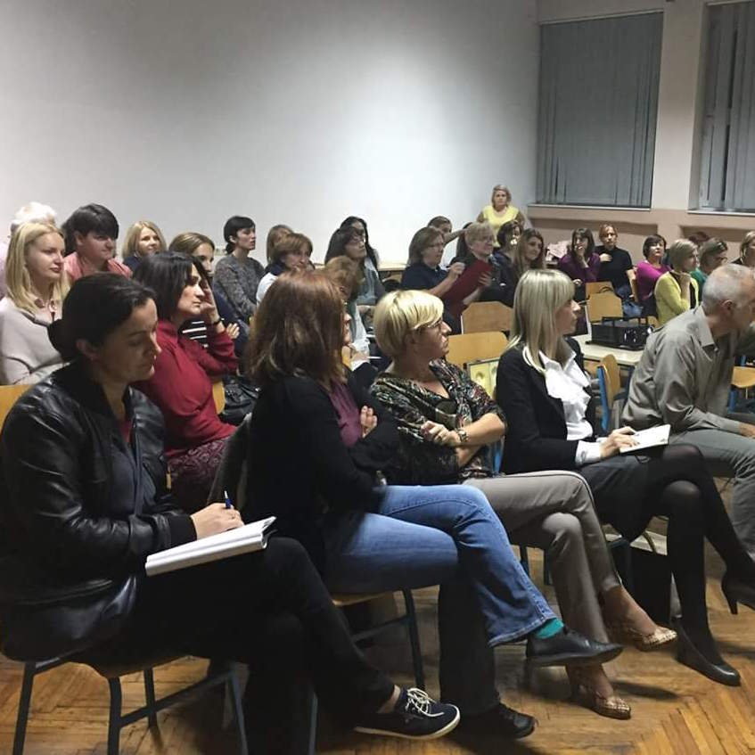 The second HUPE Karlovac Branch meeting report